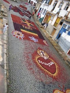 Ouro Preto street art