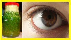 Recupere Su Visión en un 100% Con este Sencillo Remedio Natural