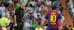 Messi    (and Jose ´LOL´Mourinho)