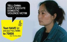 Chinese woman who killed her abusive husband given a death sentence reprieve