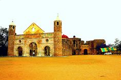 El #Convento de #Cuilápam se localiza en el municipio de #Cuilápam de #Guerrero, en la región de los Valles Centrales de #Oaxaca.