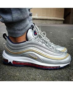 this Nike Air Max 97 Yellow Red Uk Trainers is popular . Nike Air Max Mens a665d34eb