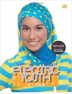 Thematic Hijab Series: Electric Youth by Ade Aprilia