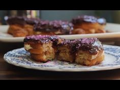 How to Make Cronuts - Chocolate Glazed Cronut Recipe - YouTube