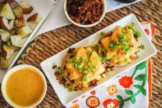 Vegan Cookbook Aficionado: Chorizo Tofu Benedicts (Weekend Brunch Round #19)