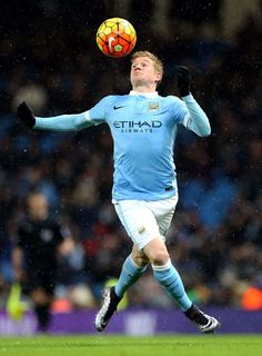 Welcome back Kevin De Bruyne