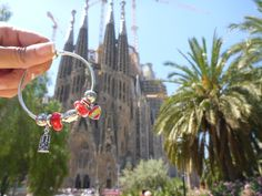 Artistic Barcelona! Share your favorite travel moments on Instagram for the chance to win a travel inspired bracelet. Click the image for more information. :) #PANDORAtravelcontest