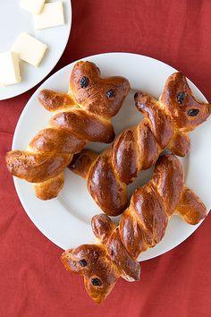 Krampus pretzels.... @Mary Strecker Lillskau