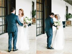 Bride & Groom | The Stave Room at American Spirit Works Wedding | Willett Photography
