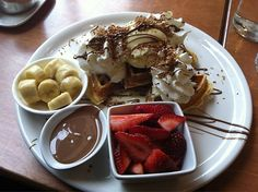 Restaurants - Loudoun County Restaurants, Restaurants in Loudoun County Canadian Food, Media Literacy, Menu Restaurant, Canada Travel, Food Photo, Finger Foods, Montreal, Opportunity, Waffles