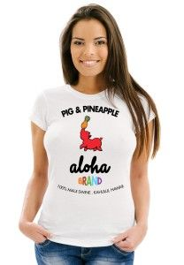 We are giving away one brand spankin' new Pig & Pineapple Brand T-Shirt. Help spread the aloha and win a shirt along the way. Inspirational Poems, Branded T Shirts, Something To Do, Pineapple, T Shirts For Women, My Style, Shopping, Colors, Hawaiian