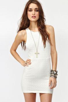 Valerie Lace Dress
