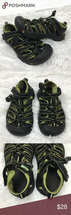 Keen Toddler Waterproof Shoes Sandals Sz. 11 Keen shoes are in great condition, normal wear throughout.  •Color may vary due to lighting  •Ships within 1 day of purchase Keen Shoes Water Shoes