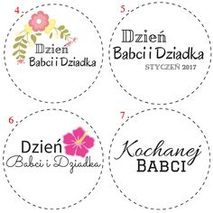 dzień babci; digi; stemple; free; freebies; Dzień dziadka Projects For Kids, Art Projects, Diy And Crafts, Crafts For Kids, Grandparent Gifts, Grandparents Day, Digital Stamps, Diy Crochet, Kids And Parenting