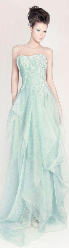 Rami Kadi Couture Collection For Spring, Summer 2013