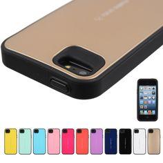 Apple iPhone 5s Cases Goospery Focus Bumper Armor Cover Material : Polyurethane / Polycarbonate. Compatibility: Apple iPhone 5, Apple iPhone 5s Made in Korea