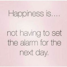 """Happiness is ... Not having to set the alarm for the next day. """"LIKE"""" if you agree!    ************************************* #darlingtonmd #belairmd #harfordcountymd #towsonmd #perryhallmd #lighting #electrical #electrician #darlingtonelectricians #belairelectricians #harfordcountyelectricians #snapperelectric #towsonelectricians #perryhallelectricians #electricianspecialists #baltimoreelectrician #certfiedelectricians #licensedelectrician #marylandelectrician #bathroomremodelling…"""