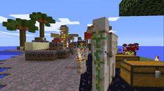 Orphea2012 Youtube et Minecraft: Minecraft | Discussion avec avec un golem et une c...