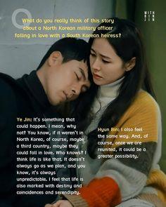 Korean Military, Korean Drama Quotes, Someone Like You, Hyun Bin, Do You Really, My Crush, Falling In Love, Jin, Kdrama