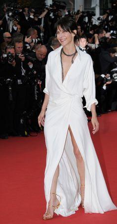 Sophie Marceau at the 2015 Cannes Film Festival