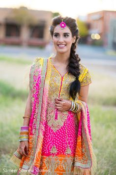 1000+ images about Indian bridal sangeet/garba/dandia night on Pinterest   Madhuri Dixit Prachi ...