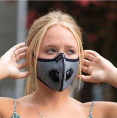 White Face Mask, Face Mask Set, Diy Face Mask, Gas Mask Girl, Half Mask, Homemade Face Masks, Mouth Mask, Go Shopping, Sunglasses Women