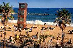 #barcelona #playa