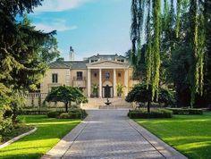 Regal Pre-War Mansion Emulates Europe in Utah Suburbs