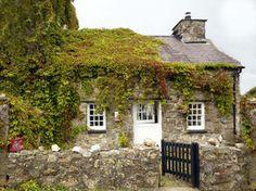 Banc Cottage - 18th century Banc Cottage, West Wales