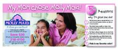 Molly Maid Coupon
