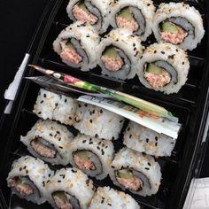 Imagem de sushi, food, and tumblr