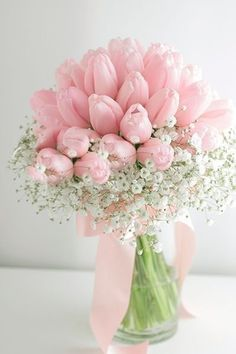 Trendy wedding bouquets pink tulips Ideas Gardens are don't just for lawns and house Perform fields, but can also … Pink Tulips, Tulips Flowers, Fresh Flowers, Beautiful Flowers, White Tulips, Pastel Flowers, Flowers Nature, Roses, Tulip Wedding