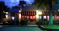 The Wild Wing Cafe, Hilton Head, SC.  I've had a lot of fun times here!