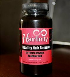 Hairfinity Hair Vitamins (850497003004) Grow Longer, Stronger Hair Formulated with essential nutrients for healthy hair growth Nourishes your hair from the INSIDE OUT For all hair type 60 capsules = 1 month supply dietary supplement