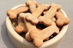 A couple of teaspoons of garlic powder go a long way in this Flea Repellent Dog Treat Recipe. Garlic has many health benefits for people and dogs, plus it comes with the added bonus of helping to keep fleas away.