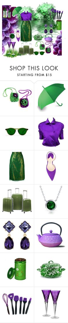 """""""INSPIRATION"""" by suninvirgo ❤ liked on Polyvore featuring LEXON, Ralph Lauren, Marco de Vincenzo, Paul Andrew, Beverly Hills Country Club, Bling Jewelry, Kenneth Jay Lane, Old Dutch, Palais des Thés and Golden Rabbit"""