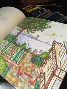 The World of Debbie Macomber: Come Home to Color: An Adult Coloring Book Adult Coloring, Colouring, Coloring Books, Coloring Pages, Cedar Cove, Designer Kids Wear, Debbie Macomber, To Color, Country Life