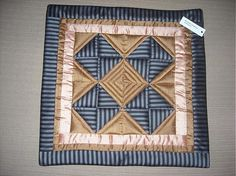 zuzanamatic / Patchwork a quilt - vankúš