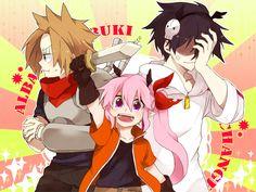 Senyu | Alba, Ruki & Ros