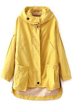 Yellow Rain Trench