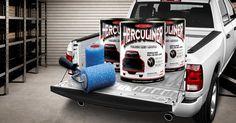 Make a DIY Bedliner for a Truck! Read more: http://www.frugallivingforlife.com/diy-bedliner-truck/