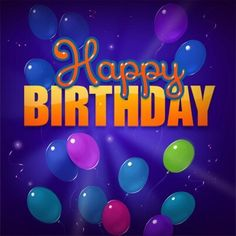 Wishing You A Happy Birthday Photos Balloons