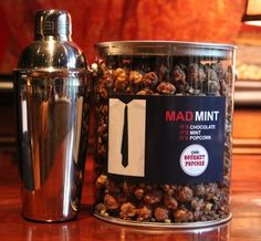 Pop culture, Mad men and Popcorn gift on Pinterest