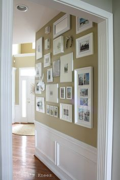 Gallery Wall from Just The Bees Knees