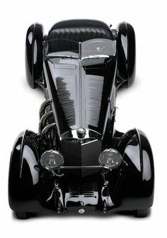 1930 mercedes benz 710 ssk count trossi designed by ferdinand porsche
