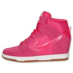 Nike Women Dunk Sky Hi M color Pink Force/Sail 579763-600, http://www.amazon.com/dp/B00CUBFX5Y/ref=cm_sw_r_pi_awdm_CY7Ptb1BT6N8F