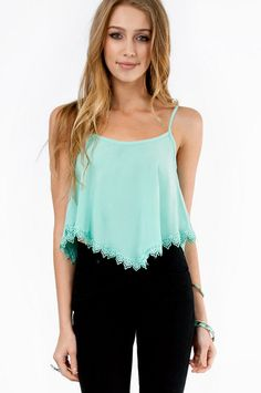 wish this top was just a litle bit longer