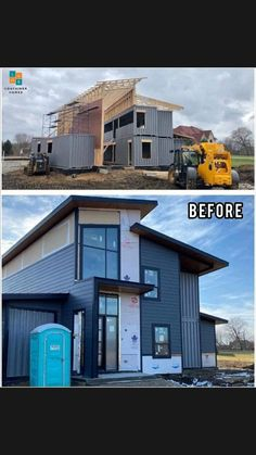Shipping Container Home Designs, Container House Design, Container Homes, Shipping Container Houses, Container Home Plans, Cargo Container, Shipping Containers, Building A Container Home, Container Buildings