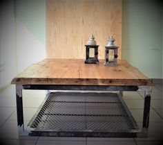 Coffe table, customized by epiplokipos...