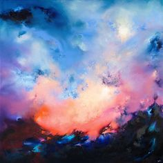 Liv Vardy - Painting -  Salt